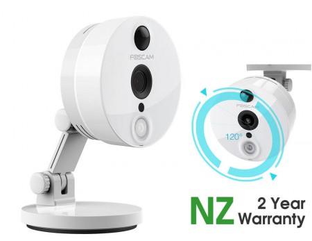 IP CAMERA FOSCAM C2 HD 1080P IP Camera 8x Zoom