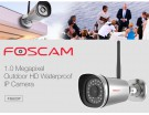 FOSCAM Network IP CAMERA FI9800P IP66 PnP WiFi 720P