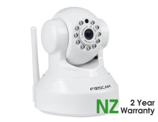 IP CAMERA FOSCAM FI9816P 720P Wireless N White