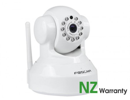 IP CAMERA FOSCAM FI9816P 720P Wireless N White