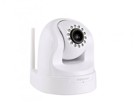 FI9826P PnP 1.3MP PTZ 3x Zoom(White)