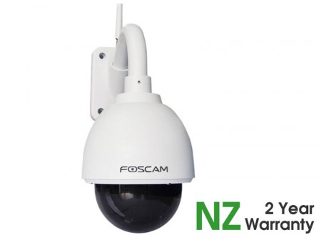FOSCAM IP CAMERA FI9828P Outdoor PTZ PnP 3x Zoom