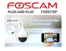 FOSCAM IP CAMERA FI9828P Outdoor PTZ PnP 3x Zoom