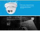 FI9853EP PnP HD Mini Dome Camera