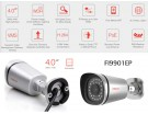 FOSCAM IP CAMERA FI9901EP IP66 PnP 4MP POE