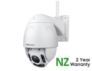 FOSCAM IP CAMERA FI9928P Outdoor PTZ 4x Zoom 2.0MP