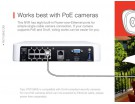 Foscam FN7108HE 8 Channel  NVR with 8 Ports POE 1080P