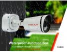 FOSCAM IP FAB99 Waterproof Junction Box -White