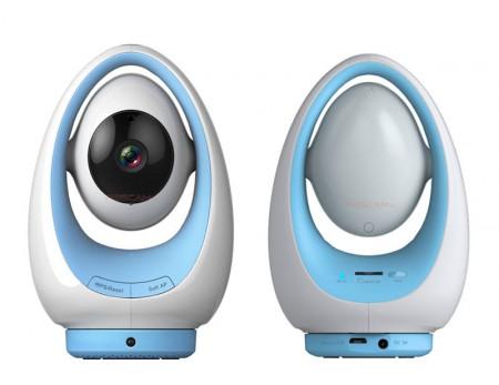 FOSCAM FosBaby P1 HD 720P Baby Monitor Blue