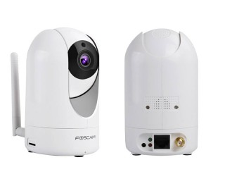 IP CAMERA FOSCAM R4 UHD 4MP P/T Wireless IP Camera Promotion Sale