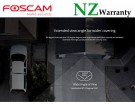 Foscam G2EP 2.0MP IP66 PoE NETWOK IP CAMERA HUMAN DETECTION