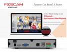 FOSCAM NETWORK VIDEO RECORDER NVR FN3104H