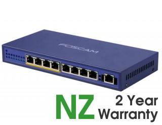 POE Switch Foscam PS108 4-Port POE 4-Port Ethernet