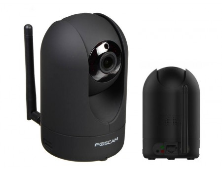 IP CAMERA FOSCAM R2 HD 1080P Pan/Tilt IP Camera BLK