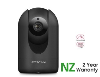IP CAMERA FOSCAM R2 HD 1080P Pan/Tilt IP Camera BLK