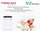 IP CAMERA FOSCAM R2M 2MP P/T Network Camera AI Human Detection