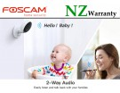 IP Camera FOSCAM X1 FHD Wifi Home Security / Baby monitor