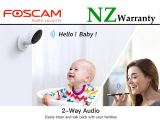 FOSCAM X1 FHD Wifi Home Security Baby/Elderly Care One-button Call